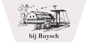 Logo Restaurant Bij Ruysch